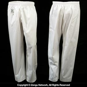 Heavyweight Classic White Karate Pants 